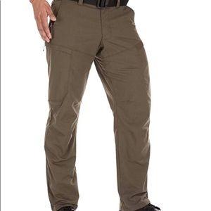 5.11 Tactical Apex Cargo Work Pants, Flex-Tac